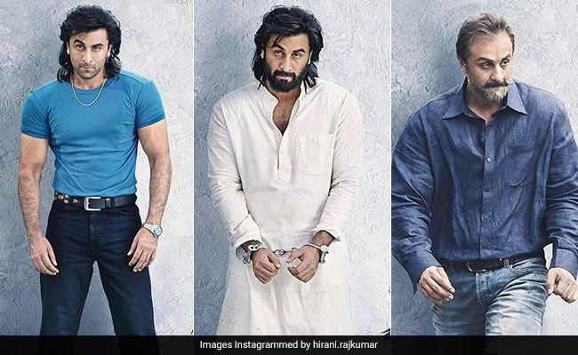 Sanju Box Office Collection Day 1