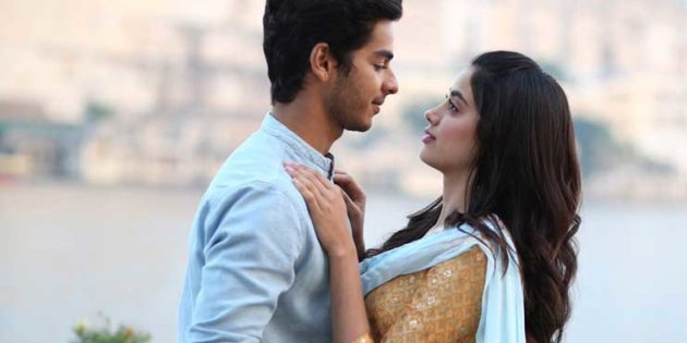 Dhadak Steady on Wednesday | Day 6 Box Office Collection