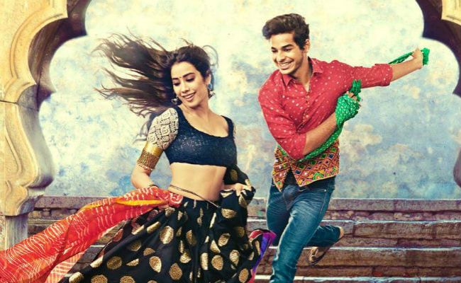 Dhadak Scores Half-Century in First Week | Day 7 Box Office Collection