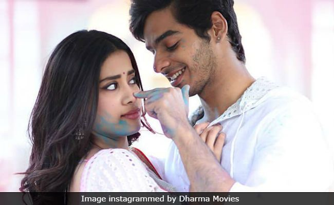 Dhadak Drops on Second Friday | Day 8 Box Office Collection