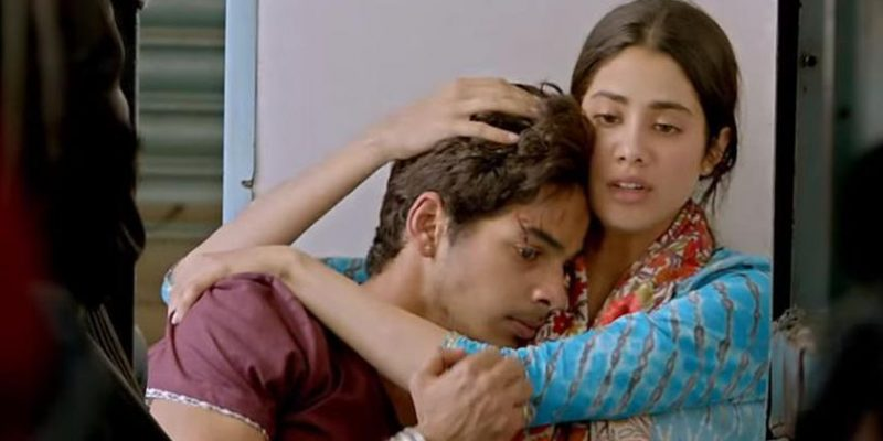 Dhadak Enjoys Good Growth on Second Saturday