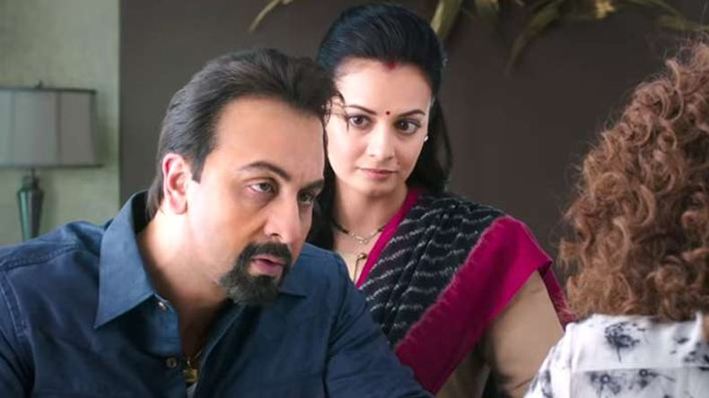 Sanju Box Office Collection Day 6