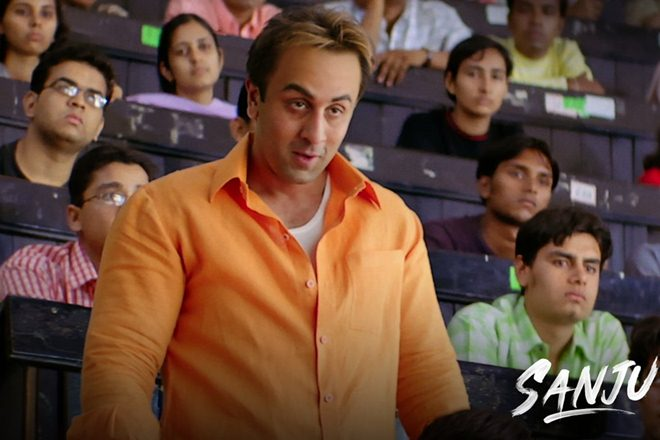 Sanju Box Office Collection Day 9