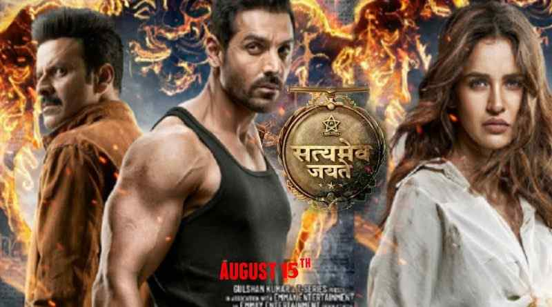 Satyameva Jayate Box Office Collection Day 5 : Movie Scores Half-century in First Weekend