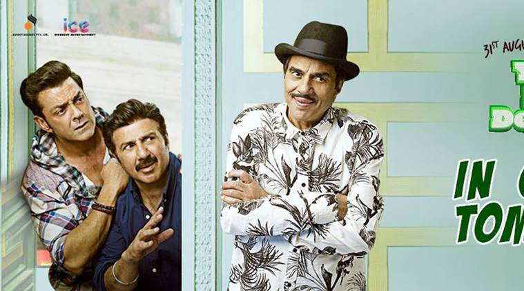 Yamla Pagla Deewana Phir Se Remains Dull on Saturday : Day 2 Box Office Collection