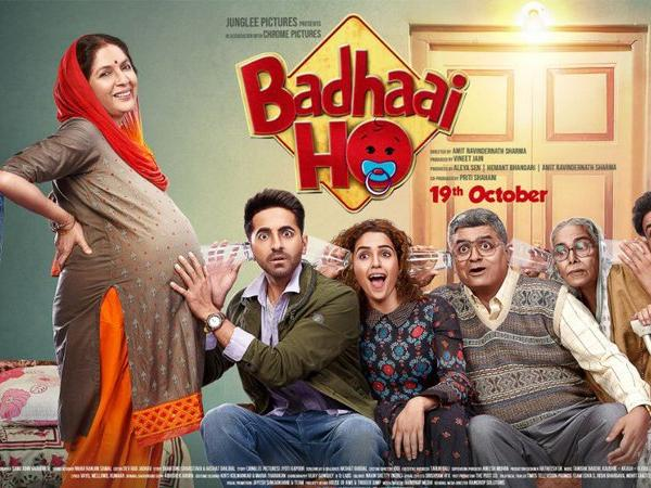Badhaai Ho Official Trailer | Ayushmann Khurrana and Sanya Malhotra