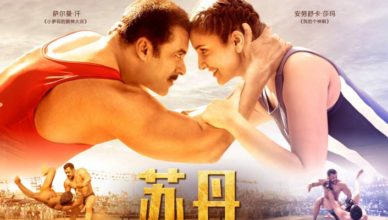 Sultan Second Day Box Office Collection in China : Film Continues to Struggle