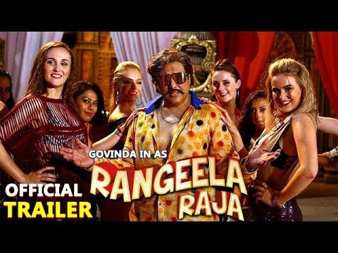 Rangeela Raja Official Trailer | Pahlaj Nihalani and Govinda