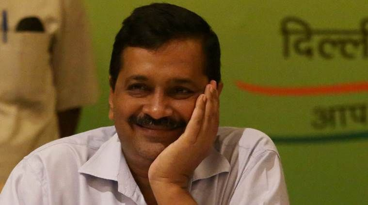 Funny Video: Arvind Kejriwal Aksing For Donation