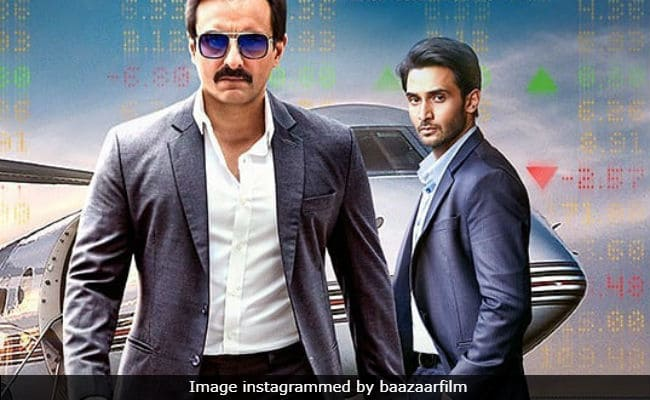 Baazaar Has Decent Growth on Saturday – Second Day Box Office Collection