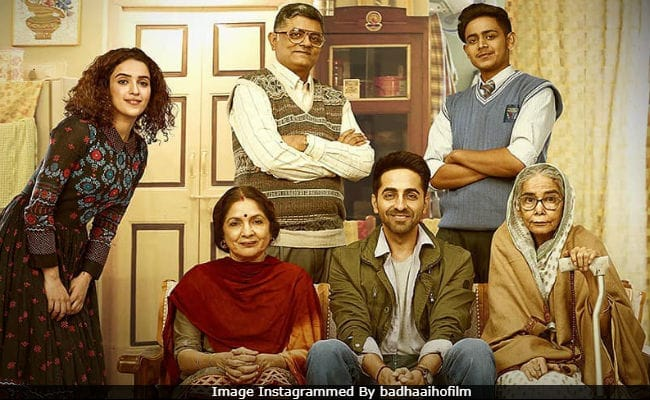 Badhaai Ho Crosses 65 Crore in First Week - Namaste England Disaster