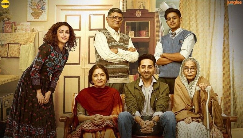 Badhaai Ho First Day Box Office Collection - Namaste England Dull