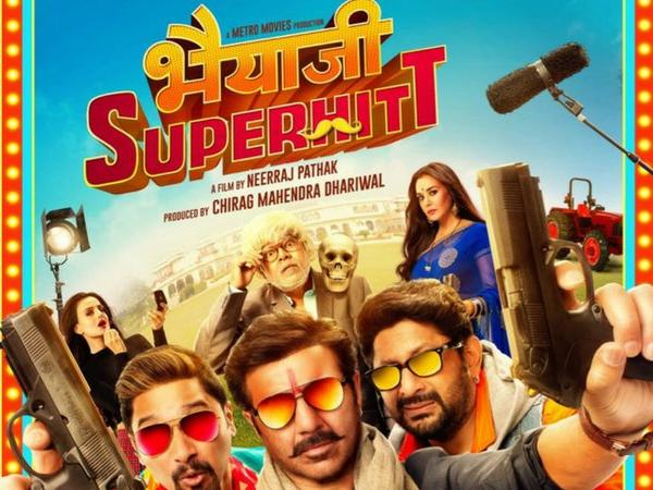 Bhaiaji Superhit Official Trailer | Sunny Deol, Preity Zinta and Arshad Warsi