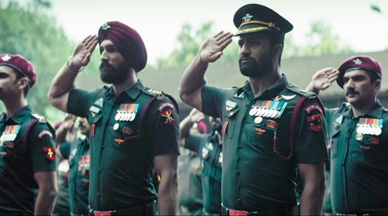 Uri: The Surgical Strike Official Teaser | Vicky Kaushal and Yami Gautam