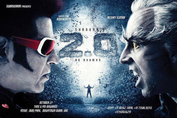 2.0 (2Point0)- Official Trailer [Hindi] | Rajinikanth and Akshay Kumar