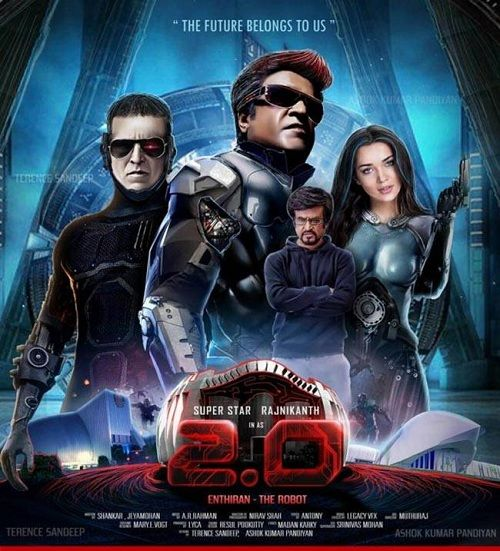 2.0 (2point0) Has Good Start | First Day Box Office Collection