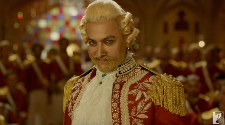Thugs of Hindostan Slows Down on Friday | Day 2 Box Office Collection