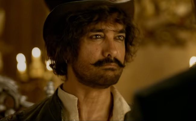 Thugs of Hindostan Has Huge Drop on Monday | Day 5 Box Office Collection