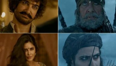 Thugs Of Hindostan Takes Drops 94% in Second Week