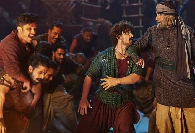 Thugs of Hindostan Has Historic Opening | Day One Box Office Collection