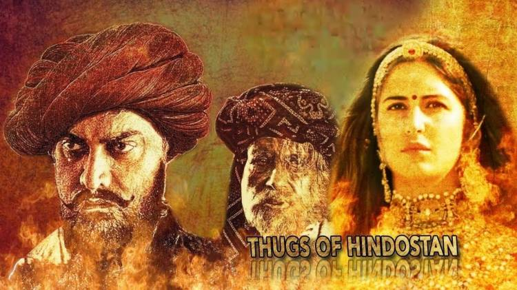 Thugs Of Hindostan Struggles in China