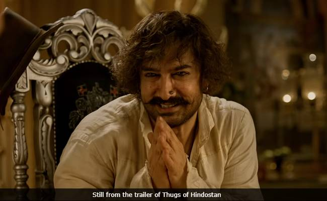 Thugs Of Hindostan First Weekend Collection in China