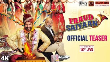 Fraud Saiyaan Official Trailer | Arshad Warsi, Saurabh Shukla and Elli AvrRam