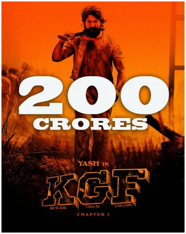 KGF Scores Double Century | Zero is Disaster in Third Week