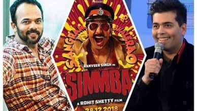 Simmba Collects 230 Crore at Indian Box Office
