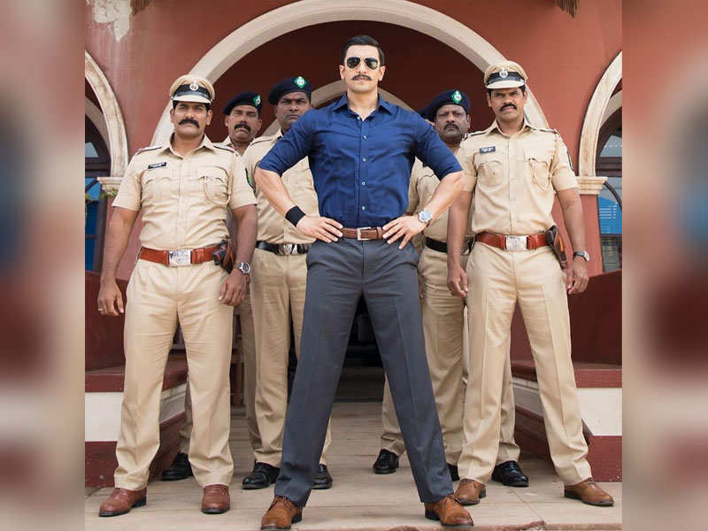 Simmba Box Office Collection Day 8   Movie Earns 9 Crore on Second Friday