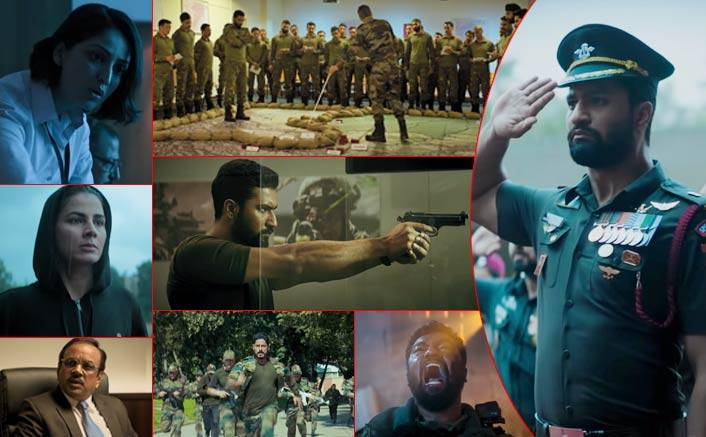 Uri The Surgical Strike Second Tuesday Box Office Collection | Movie Goes Past 120 Crore on Day 12