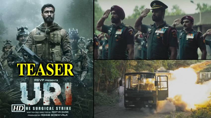 Uri The Surgical Strike Has Massive Growth on Third Saturday | Day 16 Box Office Collection