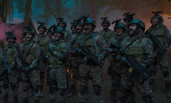 Uri The Surgical Strike Surpasses 198 Crore at Indian Box Office