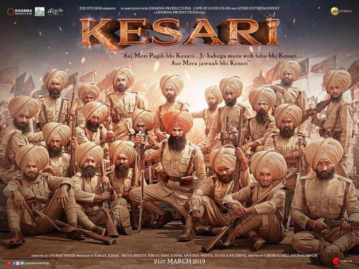 Kesari Slows Down on Friday | Second Day Box Office Collection