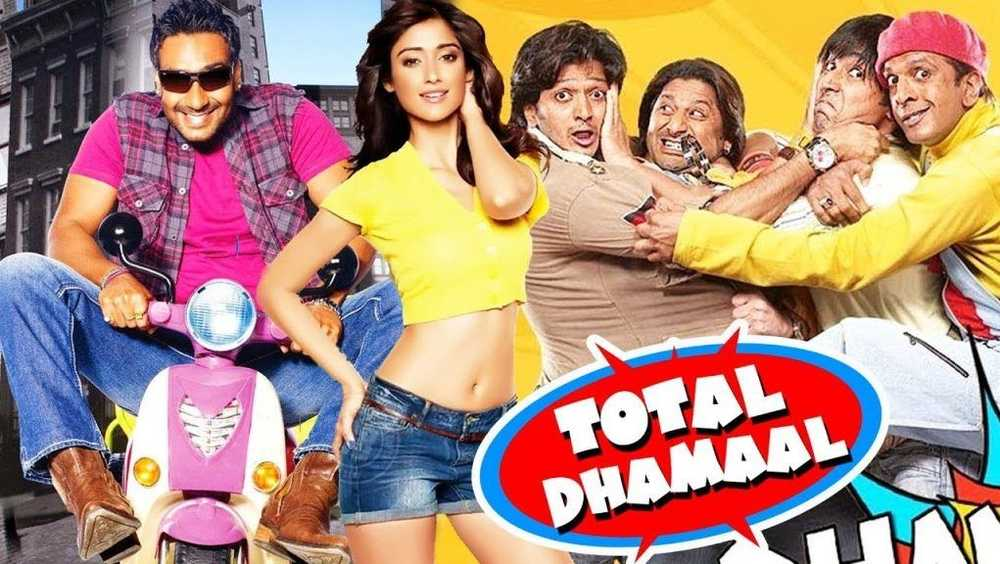 Total Dhamaal Scores Century at Indian Box Office