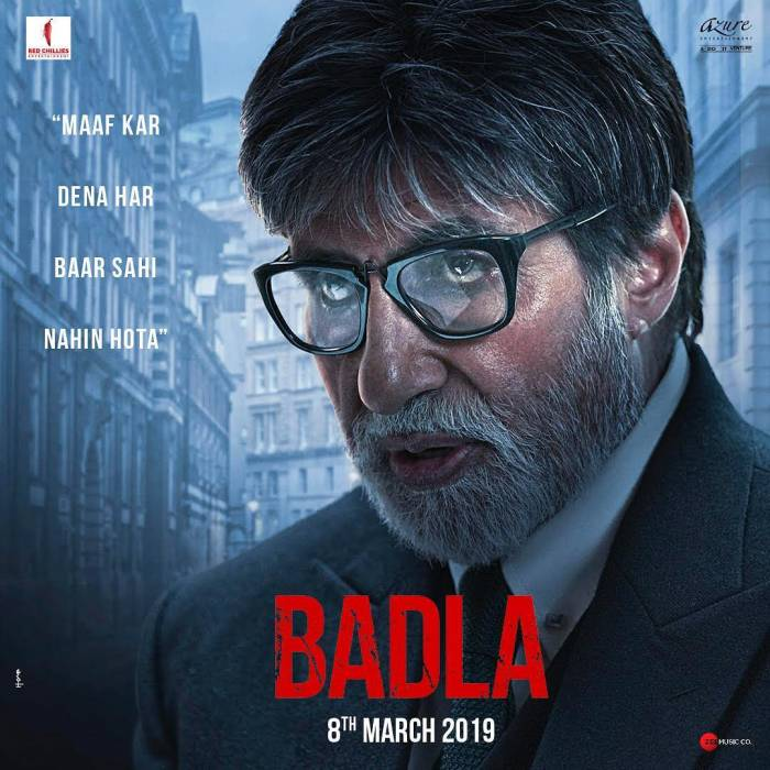 Badla Grows on Saturday | Day 2 Box Office Collection