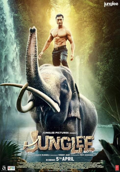 Junglee Official Trailer | Vidyut Jammwal and Pooja Sawant