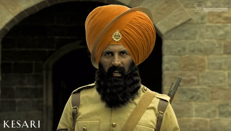 Kesari Second Friday Box Office Collection