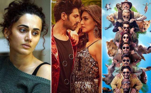 Luka Chuppi Surpasses 90 Crore | Badla Inches Closer to 80 Crore