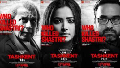 AndhaDhun Beats Bajrangi Bhaijaan in China | The Tashkent Files Crosses 6 Crore