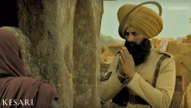 Kesari Fifth Friday Box Office Collection | Movie Inches Closer to 155 Crore