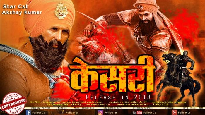 Kesari Third Monday Box Office Collection