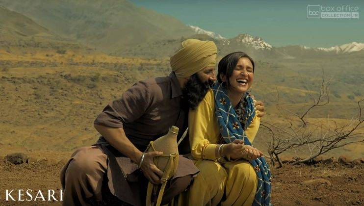 Kesari Third Weekend Box Office Collection