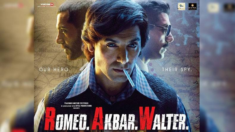 Romeo Akbar Walter (RAW) First Weekend Box Office Collection