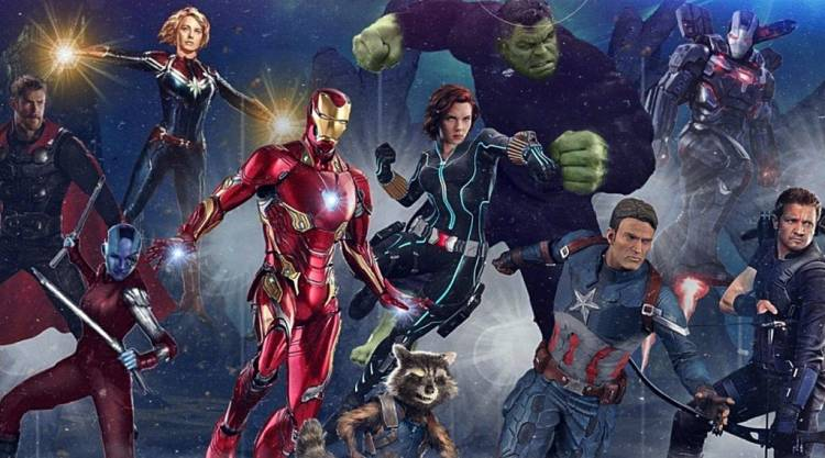 Avengers Endgame Third Monday Collection in India