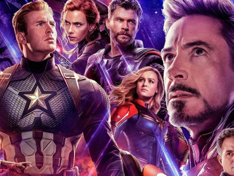 AVENGERS ENDGAME INCHES CLOSER TO 370 CRORE IN INDIA