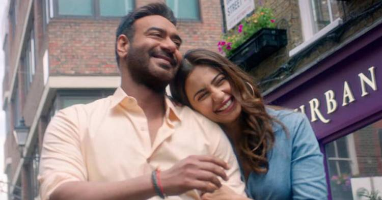 DE DE PYAAR DE FIFTH WEEK BOX OFFICE COLLECTION