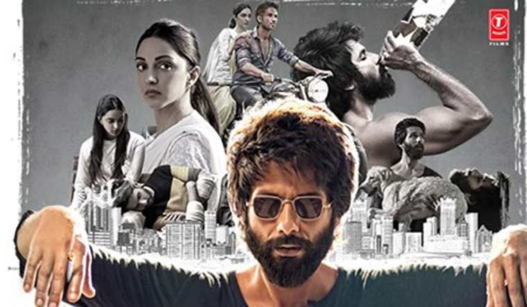 KABIR SINGH ROCK-STEADY ON WEDNESDAY | DAY 6 BOX OFFICE COLLECTION