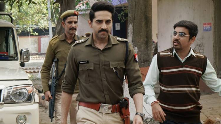 ARTICLE 15 CROSSES 25 CRORE ON TUESDAY | DAY 5 BOX OFFICE COLLECTION