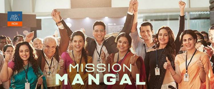 MISSION MANGAL OFFICIAL TRAILER | AKSHAY KUMAR AND VIDYA BALAN